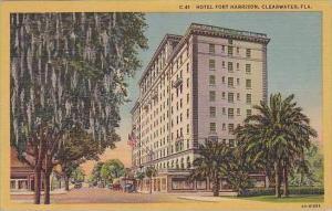 Florida Clearwater C 41 Hotel Fort Harrison Curteich