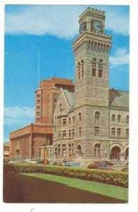 Court House,  Sioux City , Iowa, 40-60s