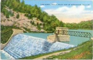 Lake Purdy, 12 Miles East, Birmingham , Alabama,30-40s