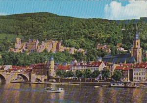 Germany Heidelberg Partie am Neckar