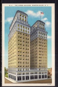 Nissen Building Winston-Salem,NC