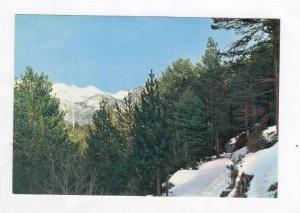 Andorra, Paisatge D'Engolastre. 60-70s