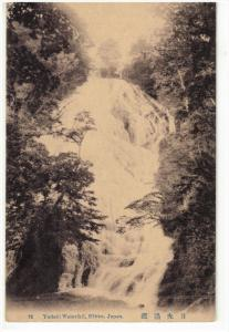 Yudaki Waterfall , NIKKO , Japan , 1910s-30s