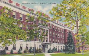 Methodist Hospital, Memphis, Tennessee, 1930-1940s