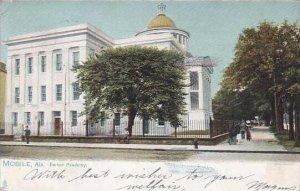 Alabama Mobiule Barton Academy 1907 Tucks