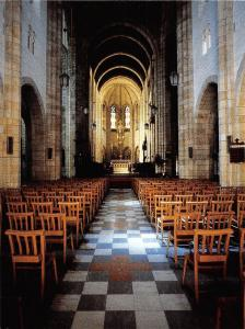 South Africa Cape Town The Nave St. George's Cathedral