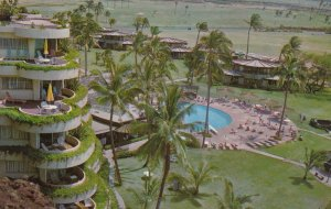 SHERATON, Hawaii, 1950-1960s ; Maui Resort Hotel