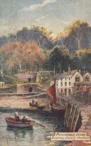 CLOVELLY , Devon, England , 1909 ; Harbour ; TUCK 7776