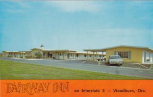 The New Fairway Inn Motel, Woodburn, Oregon, 1940-1960s
