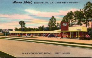Florida Jacksonville Horne Motel