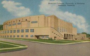 LEXINGTON , Kentucky, 1930-40s ; University of Kentucky Memorial Coliseum