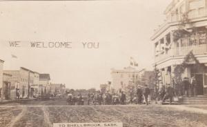 RP: Main Street , SHELLBROOK , Saskatchewan , Canada , 00-10s