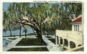 Casino - Ponce De Leon Springs, Florida FL