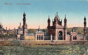 Malta - Iurhs Cemetery 1917