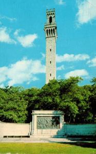 Massachusetts Cape Cod Provincetown Pilgrim Memorial Monument