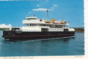 Ferry,  M.V. Lord Selkirk, Charlottetown,  Prince Edward Island,  Canada,  50...
