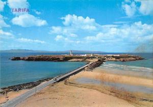 Spain Tarifa (Cadiz) La Isla, The Island, L'Ile Panorama Lighthouse