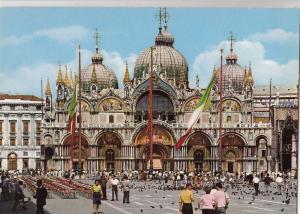 BF26147 venezia basilica di s marco  italy  front/back image