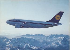 Lufthansa - Airbus A310 - unused