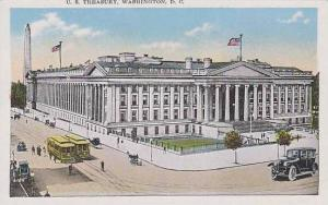 Washington Dc U S Treasury