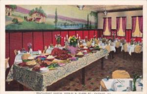 Illinois Chicago Restaurant Gastis Swedish Buffet