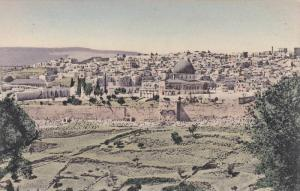 General View, Jerusalem, Israel, 1900-1910s