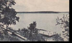 Texas Brownwood The Boat Docks On Lake Brownwood Albertype