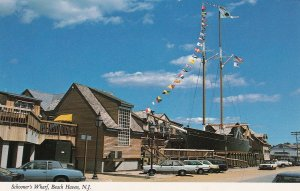 New Jersey Beach Haven The Tivoli At Schooner's Wharf sk5858