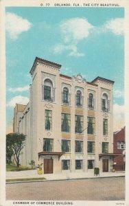 ORLANDO , Florida , 1910s ; Chamber of Commerce
