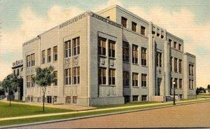 New Mexico Clovis Curry County Court House 1946 Curteich