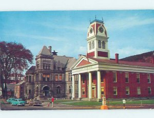 Pre-1980 COURTHOUSE SCENE Montpelier Vermont VT AE9789