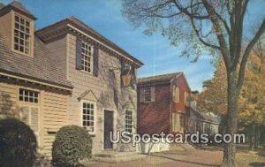 Pasteur Galt Apothecary Shop - Williamsburg, Virginia
