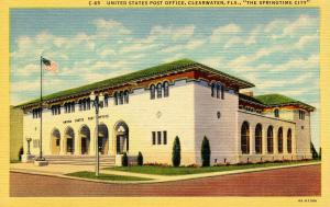 FL - Clearwater. U S Post Office