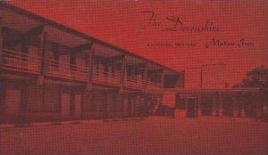 Montana Kalispell The Devonshise Motor Inn