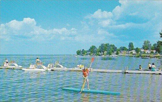 Houghton Lake Michigan