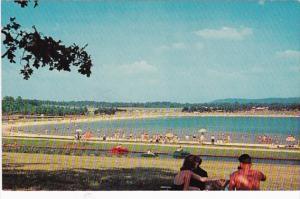 Georgia Pine Mountain Ida Cason Callaway Gardens Robin Lake Beach