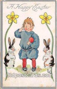 Happy Easter Artist Dewees 1910