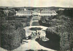 Postcard CZECH REPUBLIC Dobris le chateau de l'association des ecrivains castle