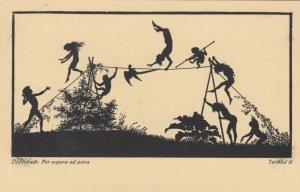 DIEFENBACH : Fantasy Silhouette , 00-10s ; Teilbild 11