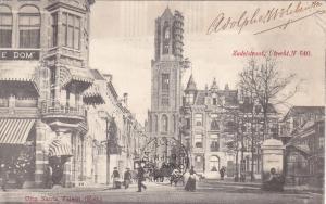 UTRECHT , Netherlands , PU-1903 ; Zadelstraat