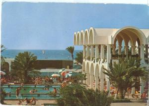 Tunisia, Tunisie, Hotel Dar Jerba, used Postcard
