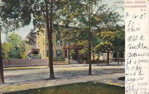 Lyndon Hall School Poughkeepsie New York 1907