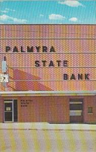 Missouri Palmyra Palmyra State Bank