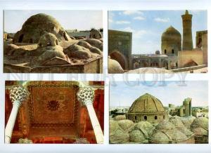182246 Uzbekistan Bokhara Set of 15 old postcards