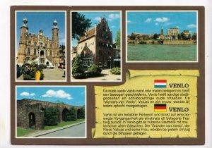 VENLO, multi view, unused Postcard