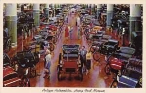 Antique Automobiles Henry Ford Museum Bearborn Michigan