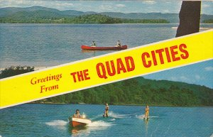 Greetings From The Quad Cities Illinois