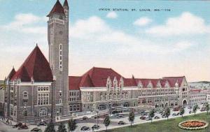 Missouri Saint Louis Union Station