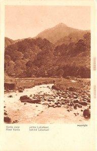 River Konto Lebaksari Indonesia, Republik Indonesia Unused