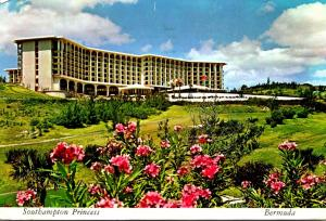 Bermuda The Southampton Princess Hotel 1976